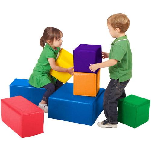 Big Blocks, 7 pieces