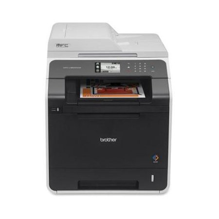 Brother MFC-L8600CDW Laser Multifunction Printer - Color - Plain Paper Print.