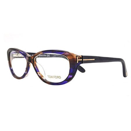 d82eee653d33 Tom Ford FT5226 083 Women s Plastic Frames Cat-Eye Eyeglasses ...