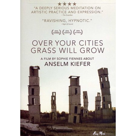 Over Your Cities Your Grass Will Grow (DVD)