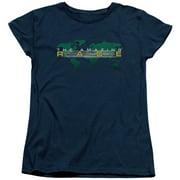 Amazing Race - Around The World - Women's Short Sleeve Shirt - X-Large
