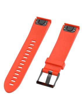 c4c77ef1087 Product Image 22mm Quick Release Silicone Wrist Band Strap Bracelet For  Garmin Fenix 5 Forerunner 935 Quatix 5