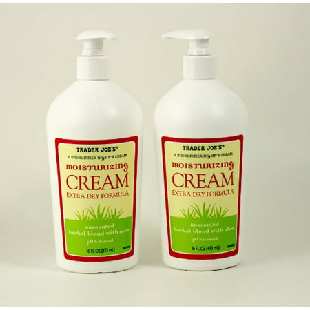 Trader Joe's Moisturizing Cream to soothe & condition Extremely Dry skin 2
