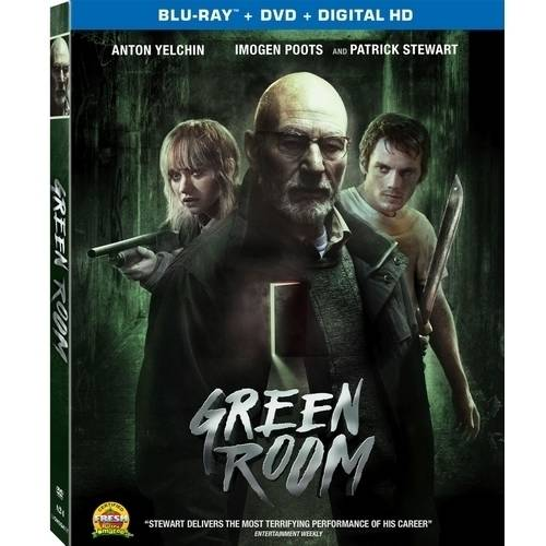 Green Room (Blu-ray + DVD + Digital HD) (With INSTAWATCH)