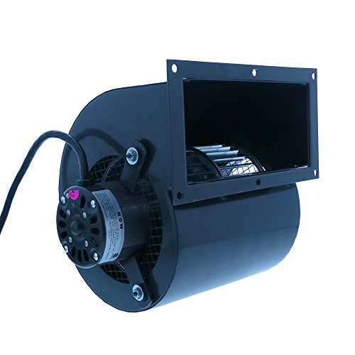 Hurricane Blower with Adapters, 465 Cubic Feet Per Minute
