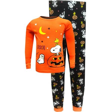 Peanuts Snoopy and the Great Pumpkin Boo! Pajama - Snoopy Great Pumpkin