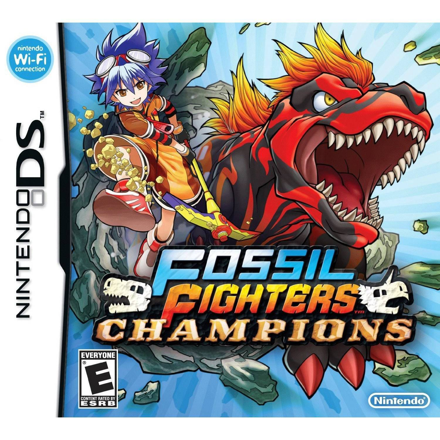 Fossil Fighters: Champions - Nintendo DS