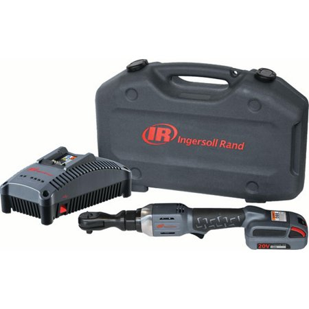 3 8  Cordless Ratchet Wrench One Battery Kit Ingersoll Rand R3130 K12 Irc