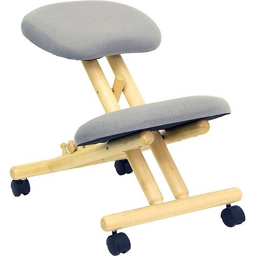 Backless Ergonomic Chair