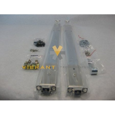 IBM 49P2746 RAIL KIT XSERIES IBM 49P2746 IBM x Series 305 4 Post Server Rack Rail Kit 1U Type 8673 ()