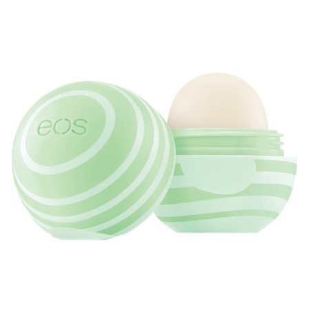 (2 Pack) eos Visibly Soft Lip Balm, Cucumber Melon, Deelp Hydrates for Softer Lips, 0.25oz ()