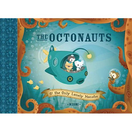 The Octonauts and the Only Lonely Monster (Hardcover) (Octonauts Shoes)