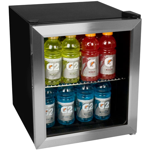 "EdgeStar BWC70 17"" Wide 62 Can Beverage Cooler with Extreme Cool"