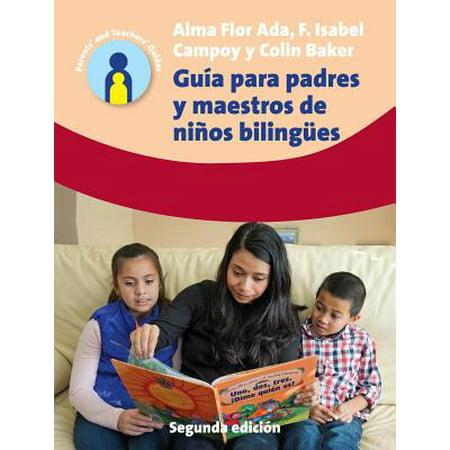 Guia Para Padres y Maestros de Ninos Bilingues : 2.a Edicion](Cuentos De Halloween Para Ninos)
