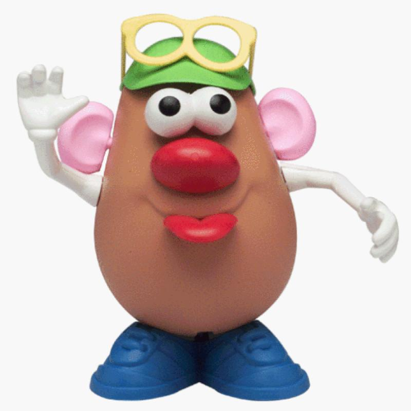 Playskool Mr. Potato Head by