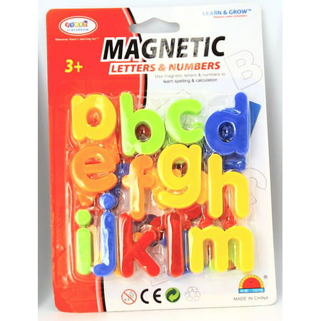 Lower Case Letters Alphabet Magnetic Toy
