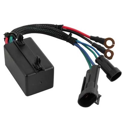 New Tilt Trim Relay Switch Solenoid For OMC 0586767, 586797, R767 E-TEC - Omc Trim Pump