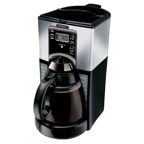 Mr. Coffee Performance Brew 12-Cup Programmable Coffee Ma...