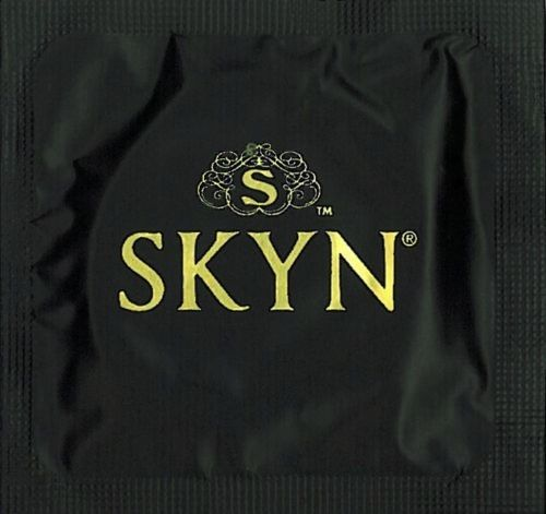 LIFESTYLE SKYN CONDOMS NON-LATEX  Bulk of 25