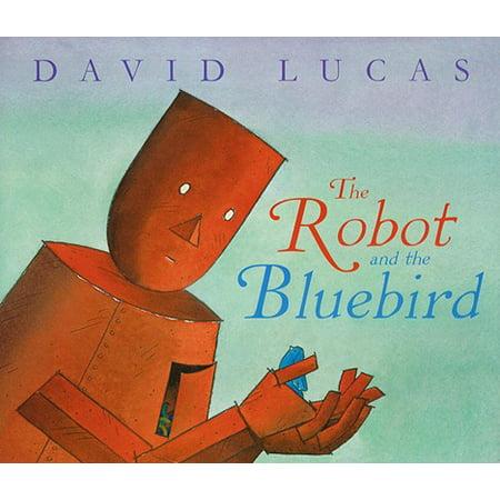 The Robot and the Bluebird (Paperback) (Bluebird Santa)