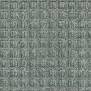ANDERSEN 02000570420070 Waterhog Classic(TM)Mat, Gray, 4x20 ft