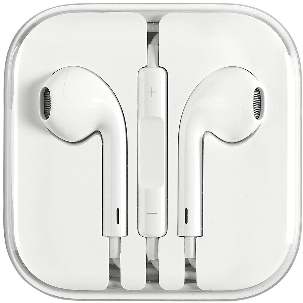 Apple EarPods with Remote and Mic MD827LLA OEM Genuine Brand New
