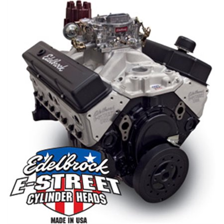 Edelbrock Crate Engine E-Street Carbureted
