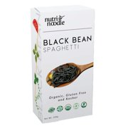 NutriNoodle Organic Black Bean Protein Spaghetti Size: One Pack