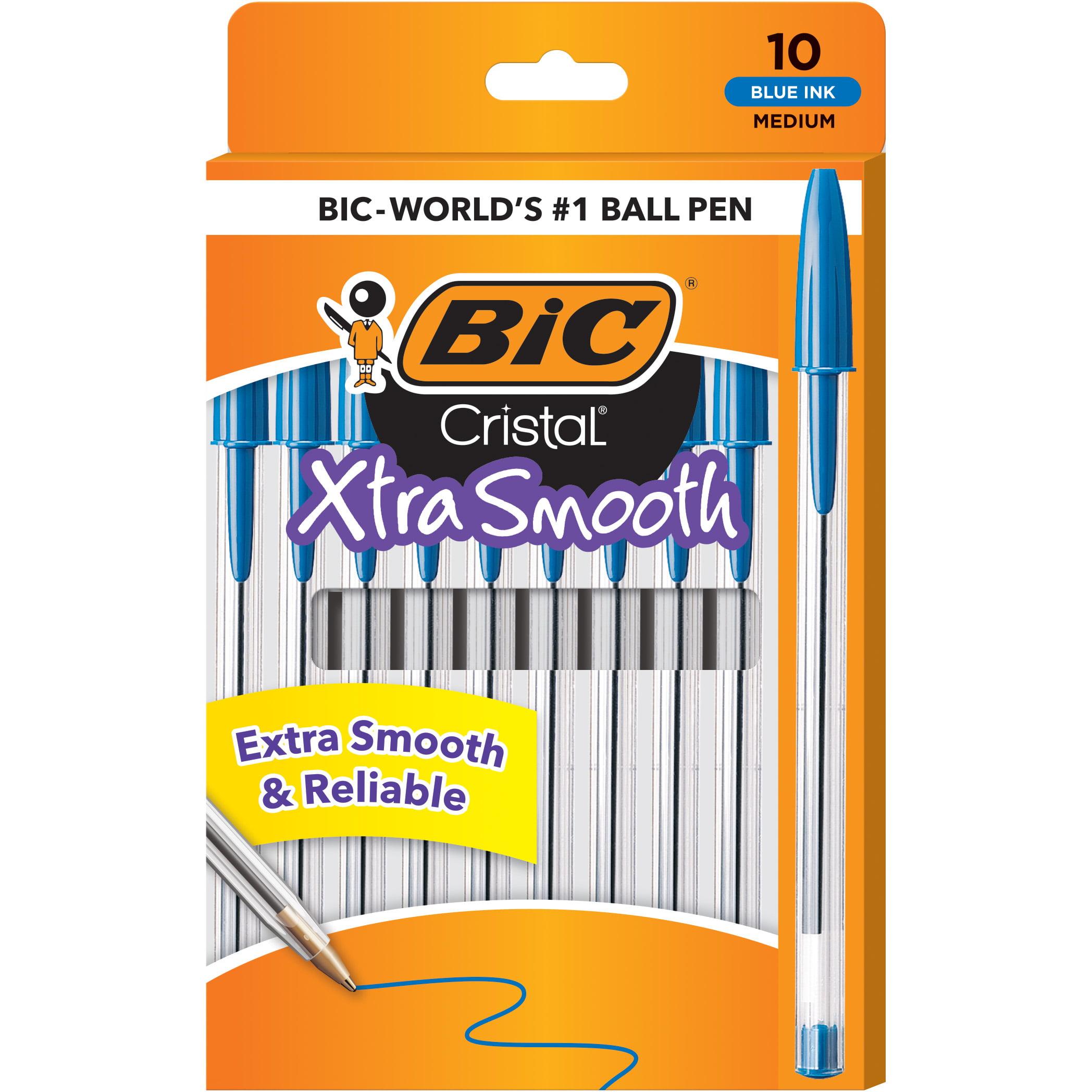BIC Cristal 10pk Blue