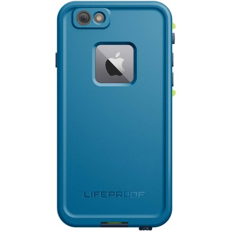 iPhone 6 plus/6s plus Lifeproof fre case, banzai blue