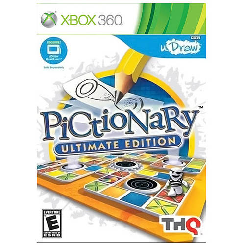 Pictionary: Ultimate Edition (Xbox 360) - Pre-Owned