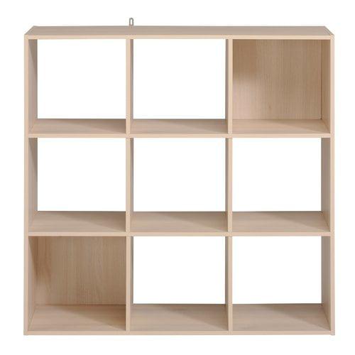 Ebern Designs Aarav 9 Cube Unit Bookcase