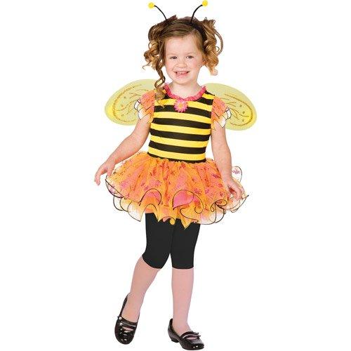 Glitter Bumble Bee Toddler Halloween Costume Walmartcom