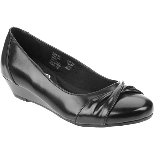 Dr. Scholl's Women's Willa Wide Width Sliver Wedge Shoe