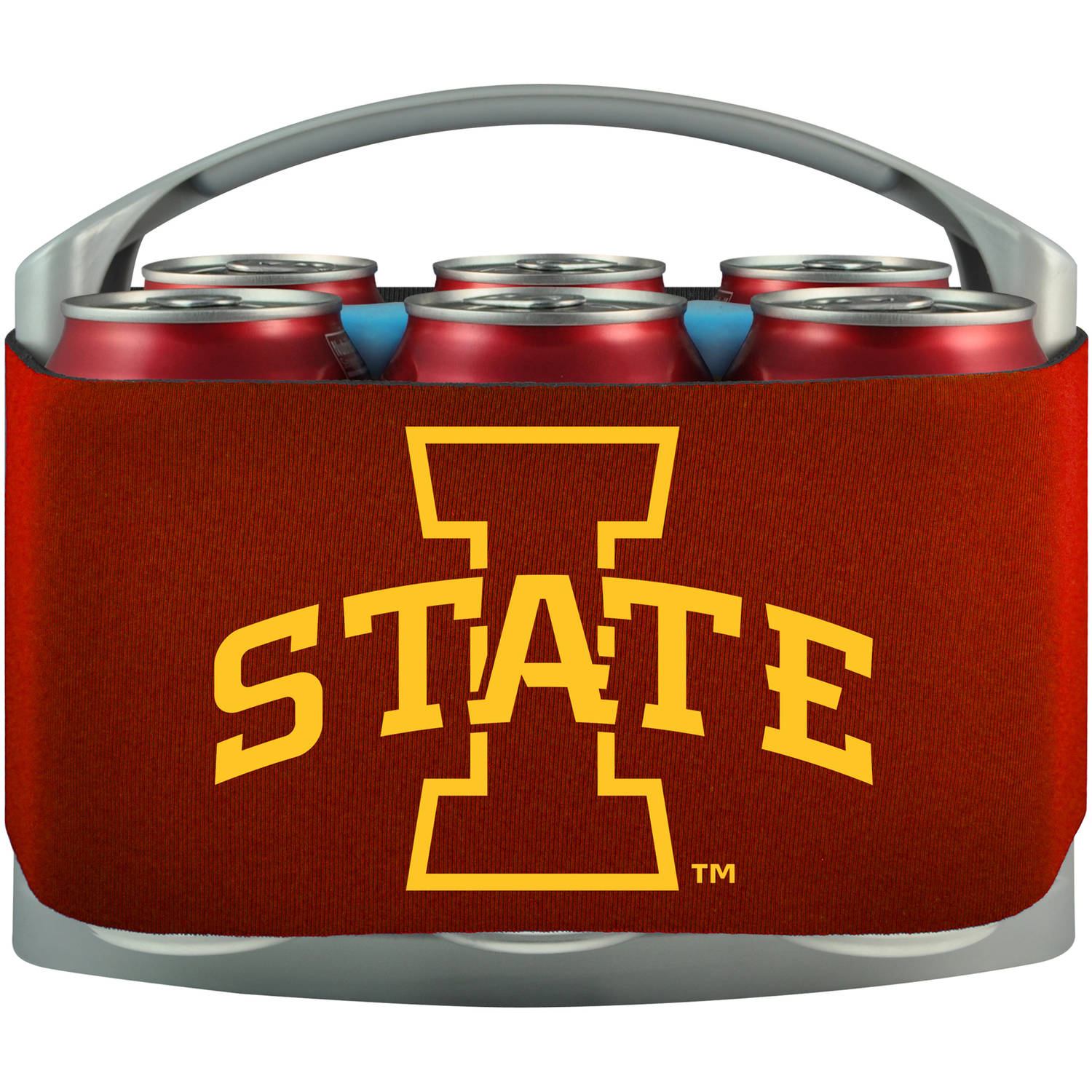 NCAA Iowa State Cyclones Cool 6 Cooler