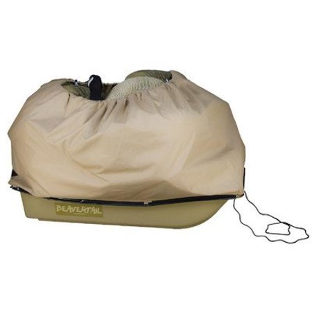 Beavertail Decoy Hauler Sport Sled with Bag, Medium, Marsh (Ed Brown Beavertail Grip Safety Installation Fixture 1911)