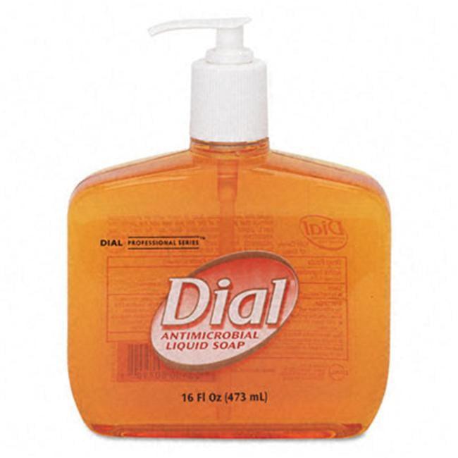 Dial Professional Hand Soap, Original Gold, 16 Fl Oz