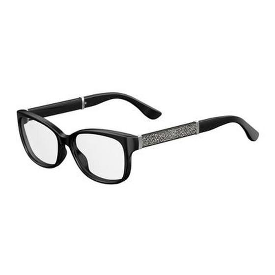 98b49b0174 Jimmy Choo Jc 181 Eyeglasses 014B 53 Havana Rosegd - Walmart.com