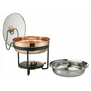 Decor Copper Chafing Dish