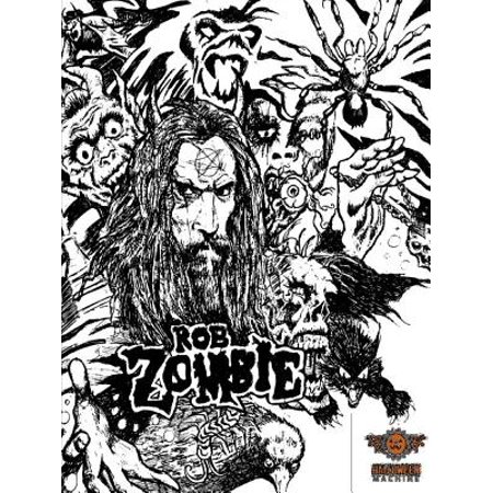 Rob Zombie : The Halloween Machine Profile](Halloween Ii Rob Zombie Cast)