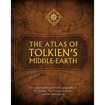 ATLAS OF TOLKIENS MIDDLE EARTH