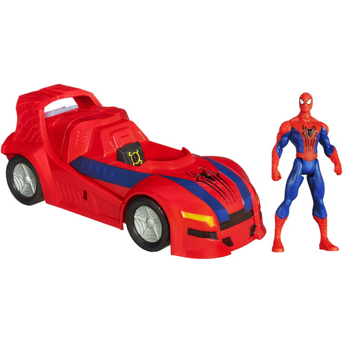 Marvel The Amazing Spider-Man 2 Triple Strike Cruiser Vehicle