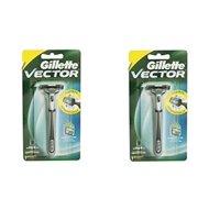 Vector Plus Razor Handle  (Pack of 2)