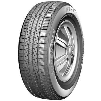 Supermax H/T 245/65R17 T107 HT-1 All Season Highway Terrain (HT) Tire