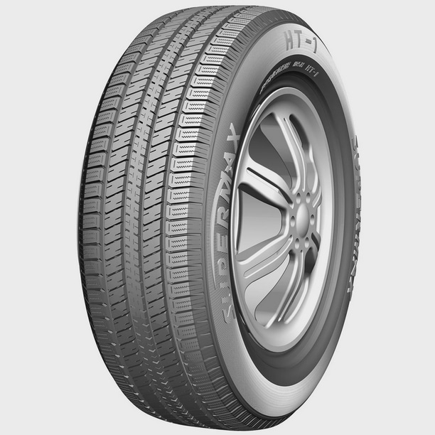 Supermax H/T LT245/75R16 S120/116 HT-1 All Season Highway Terrain (HT) Tire