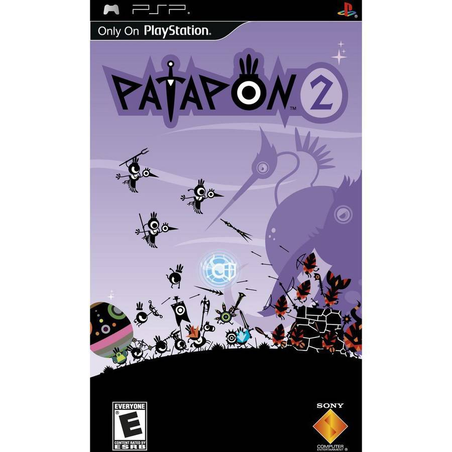 Patapon 2 (voucher for download) (PSP)