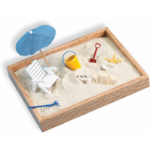 Executive Deluxe Sandbox, A Day at the Beach