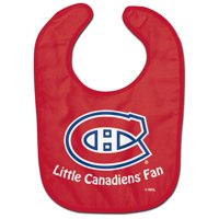 Montreal Canadiens Official NHL Infant One Size Baby Bib by McArthur 206312