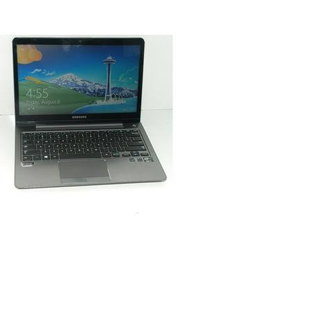 "Used Samsung NP540U3C-A02UB 13.3"" HD TouchScreen Intel i3-3217U 4GB 500GB Ultrabook"