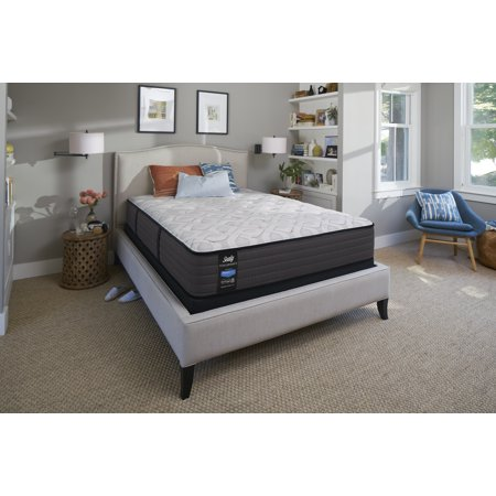 Sealy Response Performance 12 5  Plush Tight Top Mattress   In Home White Glove Delivery Included